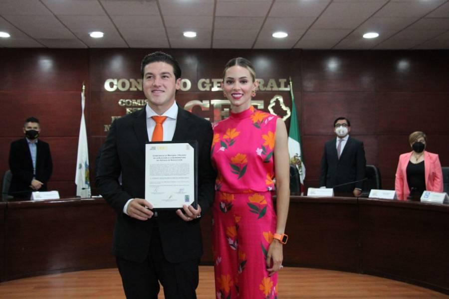 """Samuel García deberá pagar multa de casi 450 mil pesos por """"historias"""" en Instagram"""
