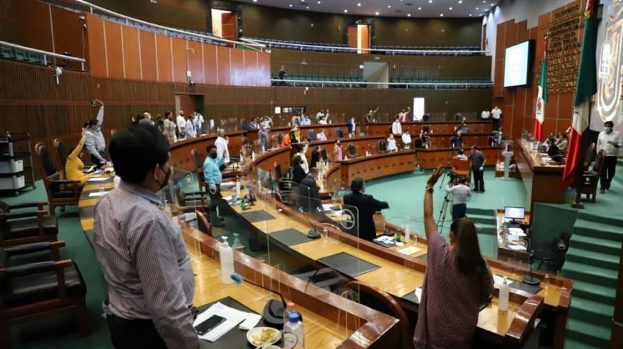 Congreso de Guerrero suspende sesiones presenciales por brote de Covid-19