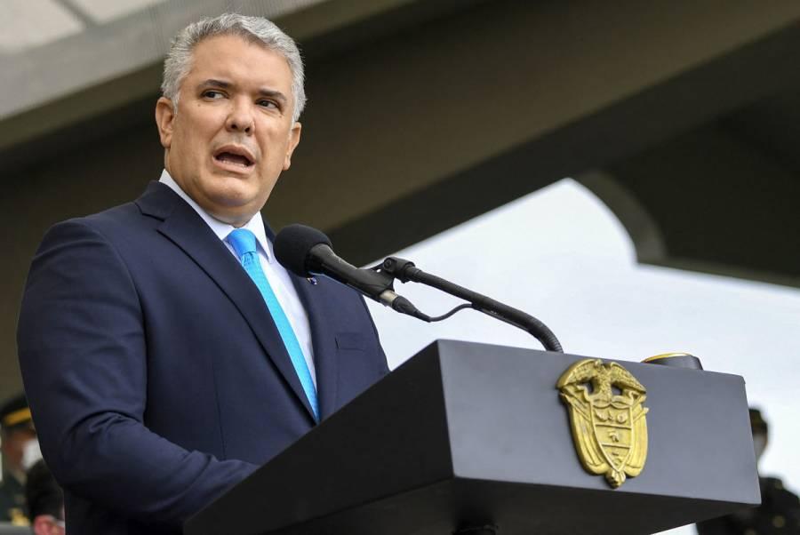 Colombia denuncia que atentado contra Iván Duque fue planeado desde Venezuela