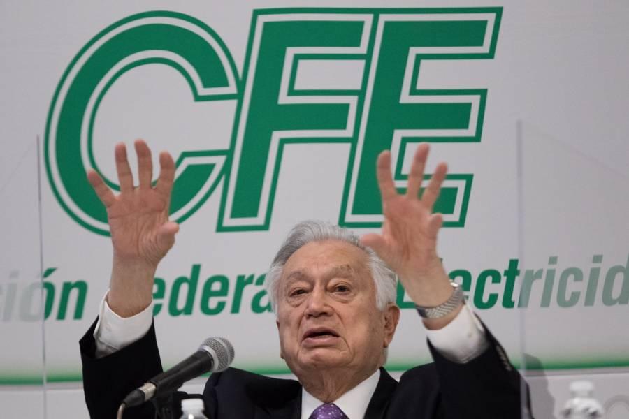 Pedirá CFE suspender permisos a empresas que no den confiabilidad a red de transmisión