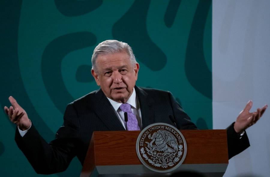 Tren Maya concluirá conforme a programa: López Obrador