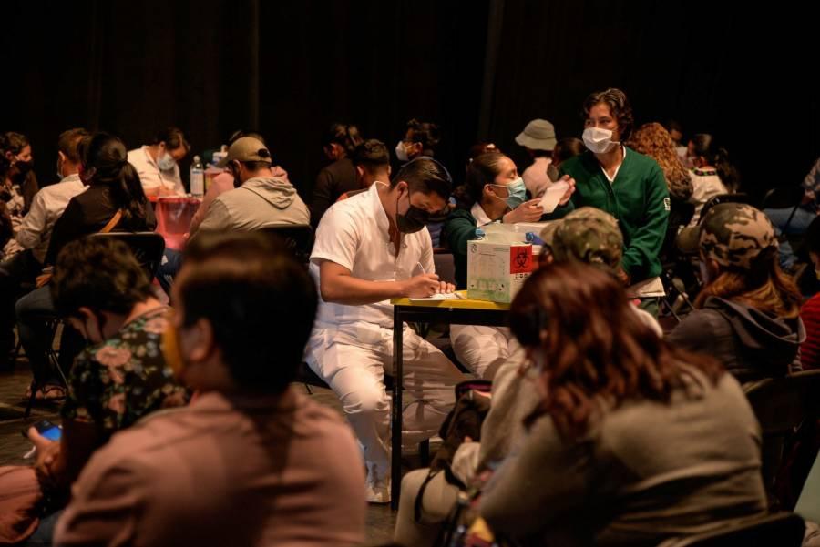 En reforzamiento de vacunación contra Covid-19, se acuerdan estrategias con comunidades