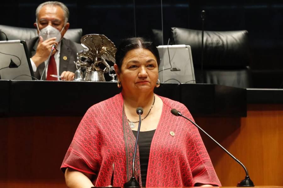 Sauri presenta iniciativa para reformar la Ley Nacional de Extinción de Dominio