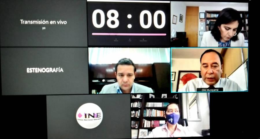 INE ordena el retiro de propaganda del gobernador de Tamaulipas que afecta la difusión de la Consulta Popular