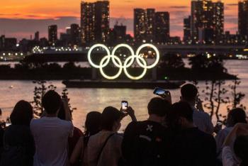 Sin público y con lluvia de escándalos se inauguran los Juegos Olímpicos de Tokio 2020