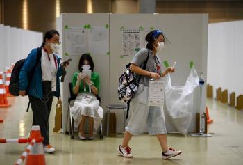 Tokio 2020: A horas de inauguración, Japón rompe récord de contagios Covid