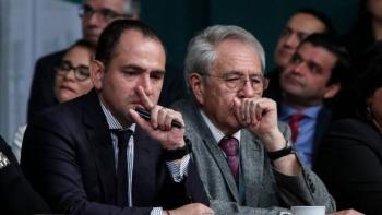 Ordena juez denunciar ante FGR a Jorge Alcocer y Arturo Herrera