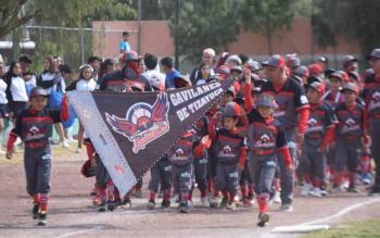 Tizayuca será sede del Campeonato Nacional de Béisbol Infantil categoría 11-12