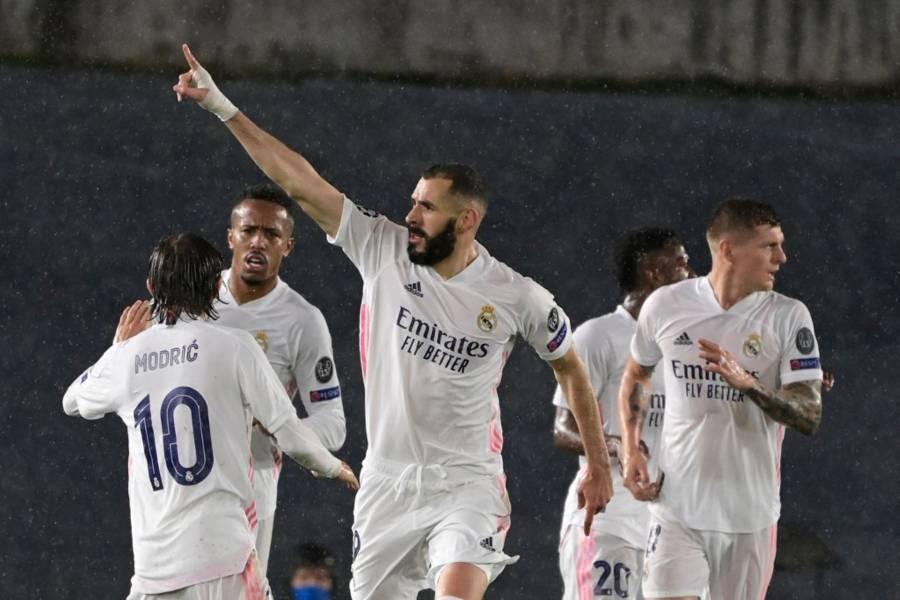 Karim Benzema, atacante del Real Madrid, dio positivo por Covid-19