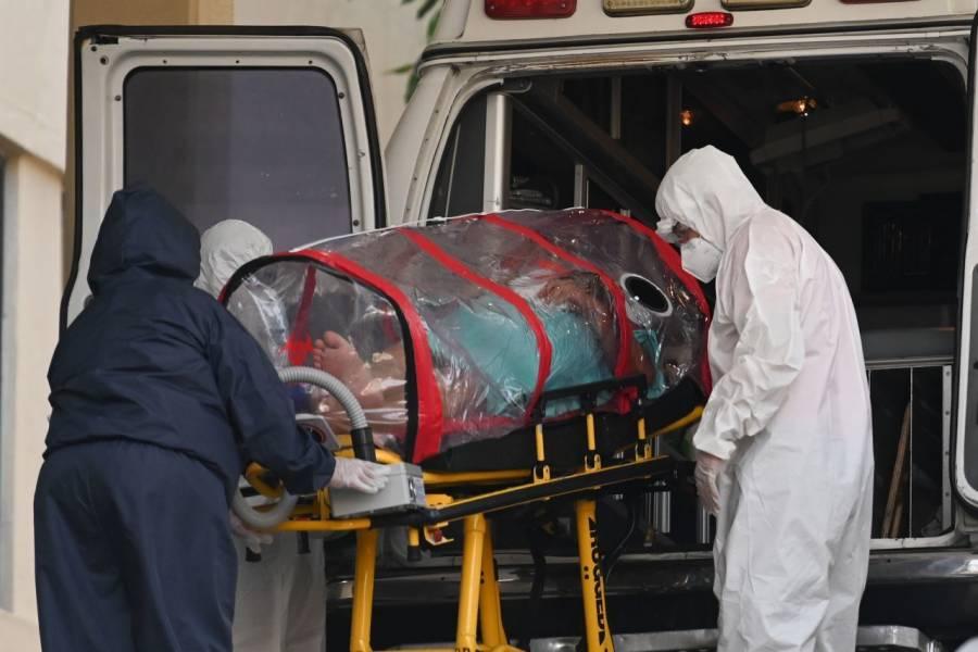 CDMX: 7 alcaldías superan el 70% de saturación hospitalaria
