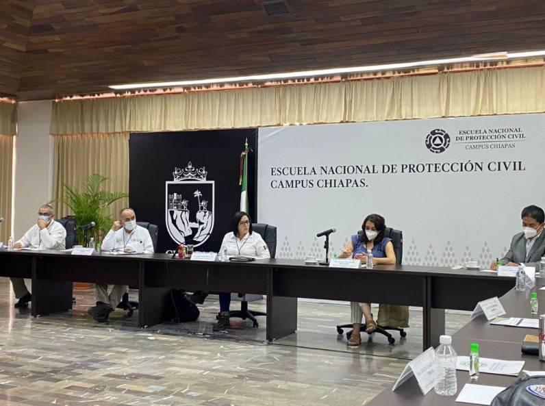 Realiza CNPC reunión con Chiapas, Oaxaca, Tabasco y Veracruz