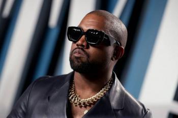 Kanye West presentó su nuevo álbum