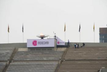 Estadio Olímpico Universitario no recibirá a la afición