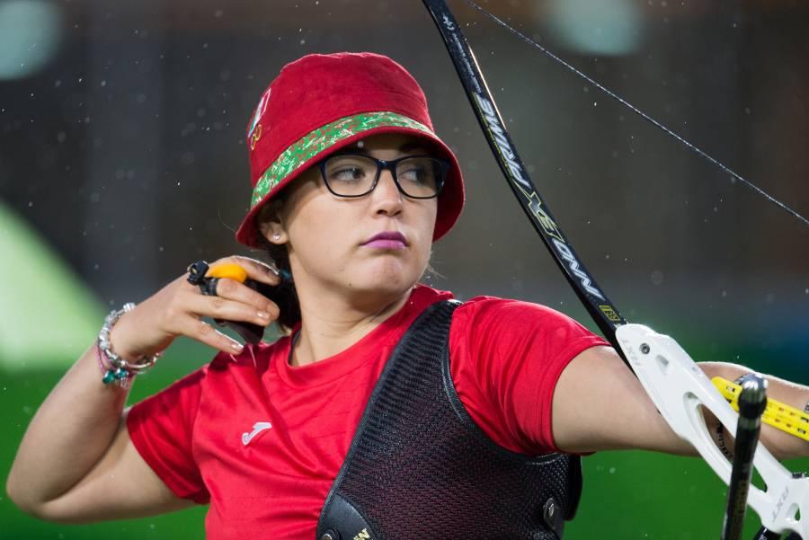 Gabriela Bayardo ganó la plata en tiro con arco para Países Bajos… ¿Y México?