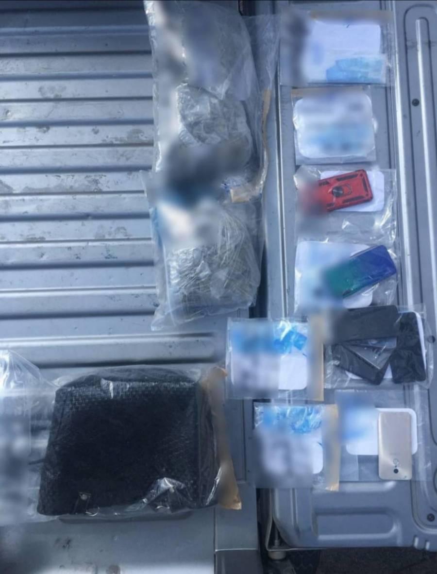 En Celaya detienen a presunta banda narcomenudista