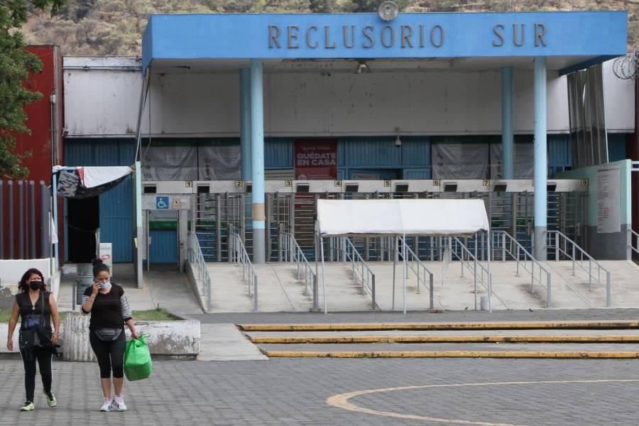 Alistan reforma penitenciaria en la CDMX