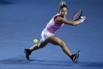 La tenista Renata Zarazúa se despide de Tokio 2020