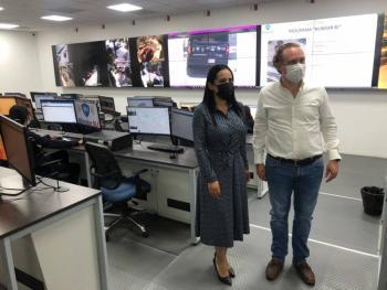 Sandra Cuevas acelera estrategias de seguridad para la alcaldía Cuauhtémoc