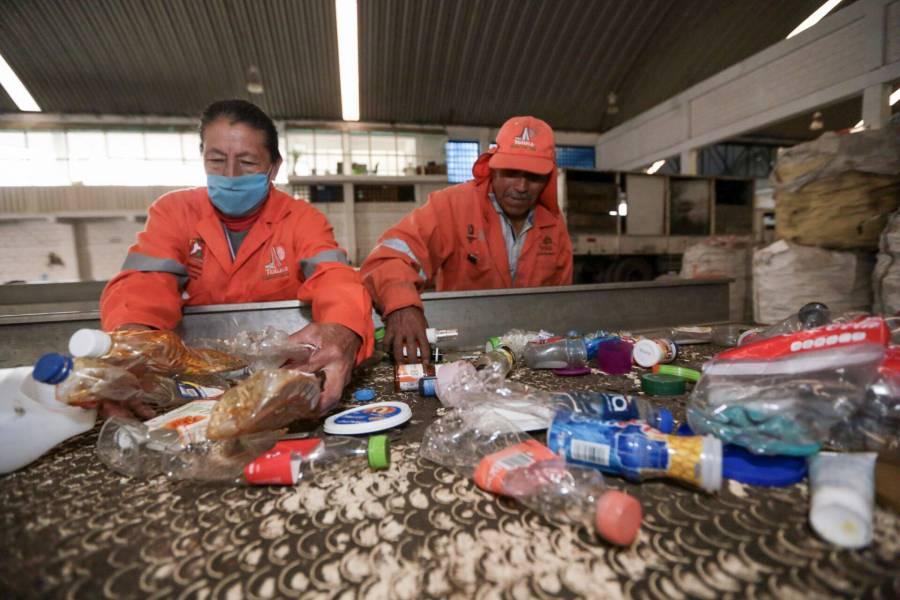 Piden intensificar campañas para promover separación de basura en Valle de México