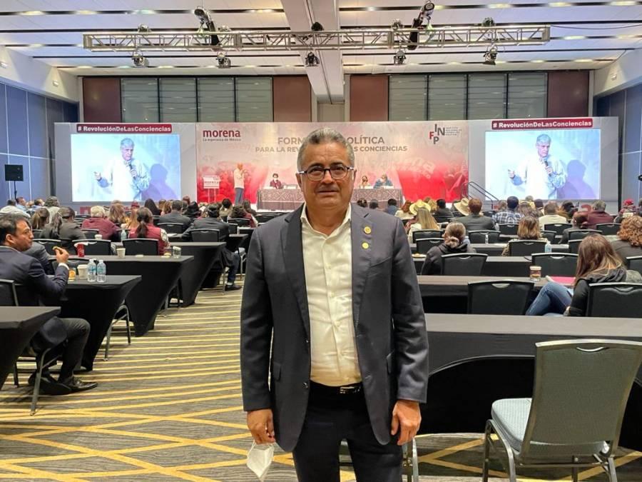 Morena exhorta a culminar ratificación del secretario de Hacienda