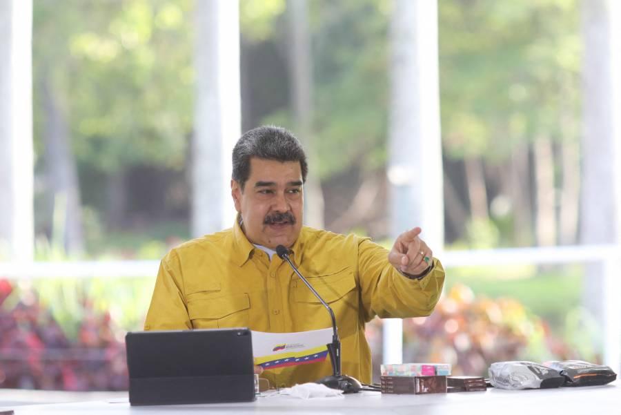 Maduro apoya propuesta de AMLO para desaparecer OEA