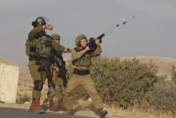 Israel ataca de nuevo la Franja de Gaza