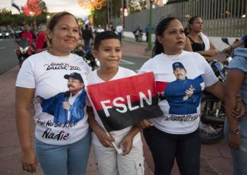 Nicaragua acusa a EEUU de querer boicotear elecciones