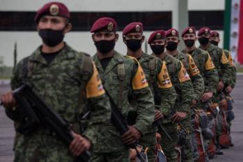Buscan otorgar becas especiales a hijos de integrantes de Fuerzas Armadas en retiro