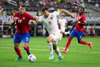 Copa Oro I Canadá derrota a Costa Rica; se medirá ante México en semifinales