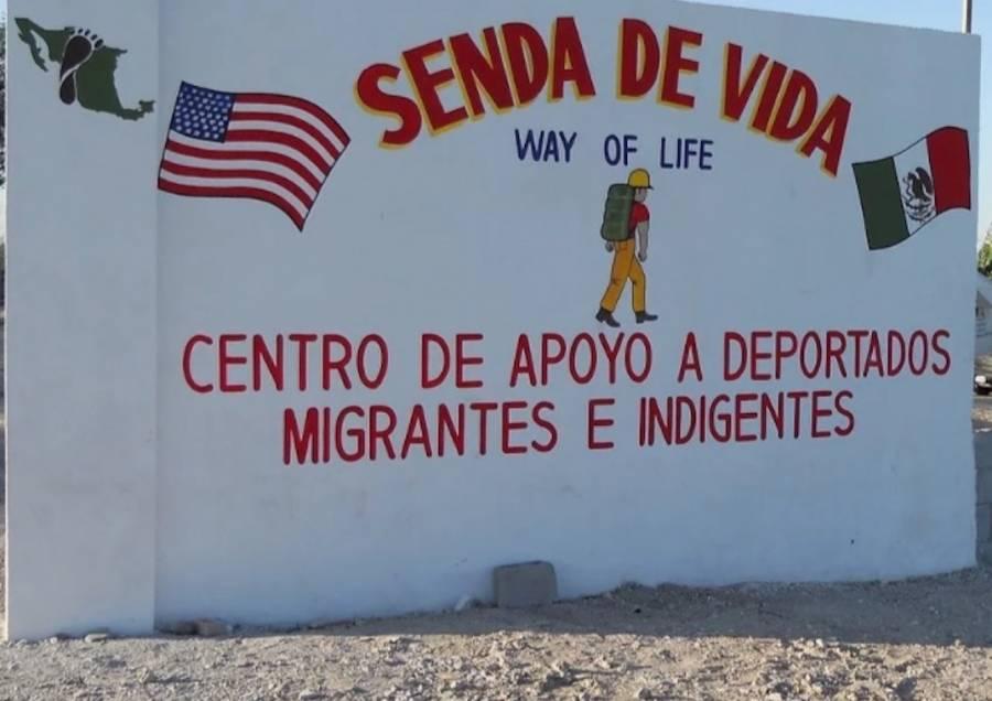 Sumará INM esfuerzos a favor de migrantes alojados en Senda de Vida