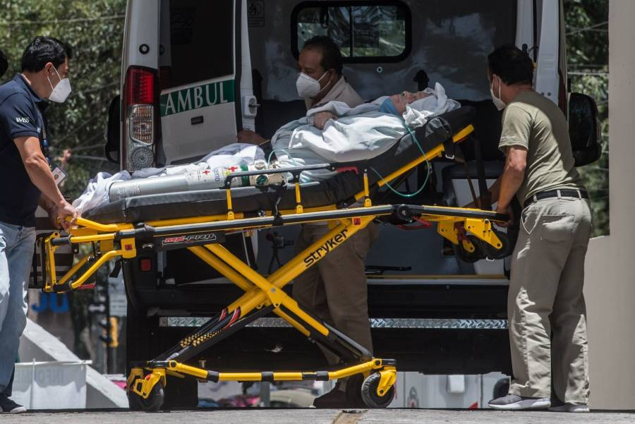 Aumenta ocupación hospitalaria por Covid; se reportan 5 mil 920 nuevos contagios