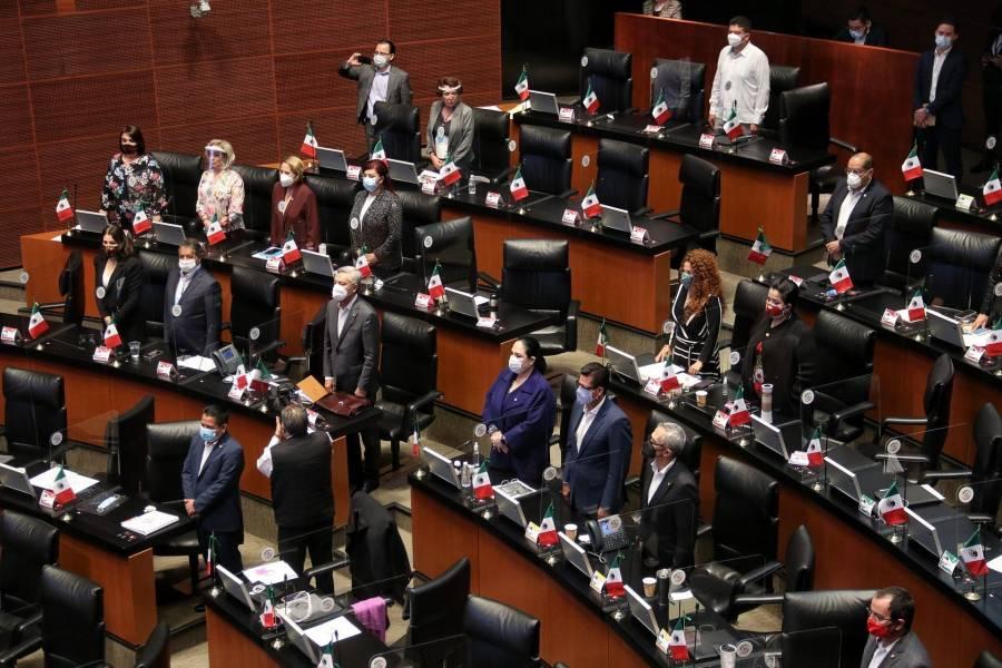 Pide Senado convocar extraordinario por outsourcing; PAN condiciona voto