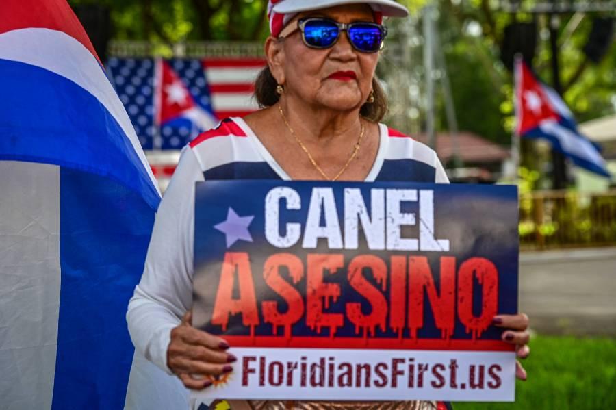Dan prisión domiciliaria a cubanos detenidos en protestas