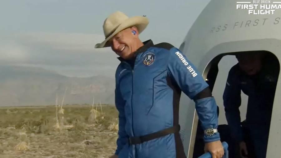 Ofrece Bezos 2 mil mdd a NASA a cambio de contrato para construir nave para viaje a la Luna