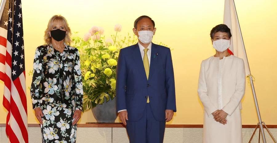 Por Covid y Olímpicos reprueban a primer ministro de Japón