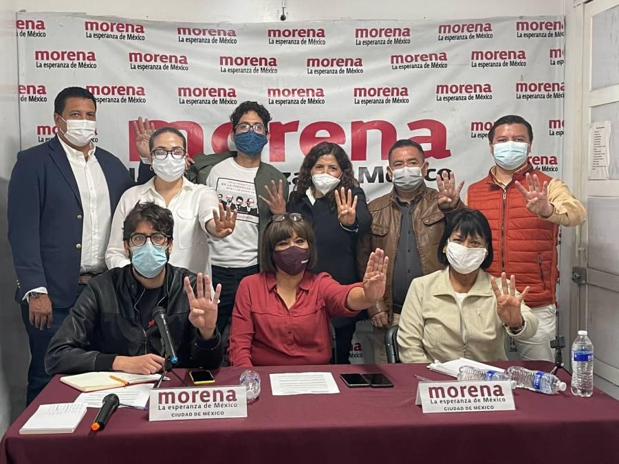 Morena crea su bloque de concejales en la CDMX; vigilarán a alcaldes de oposición