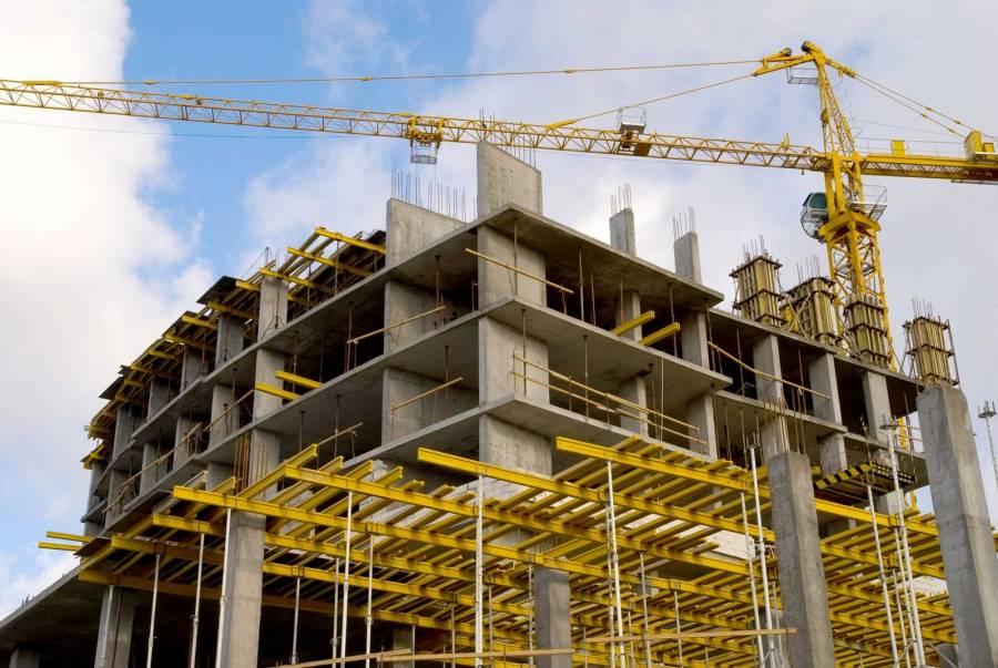Sector de la construcción cayó de nuevo en mayo 1.1%