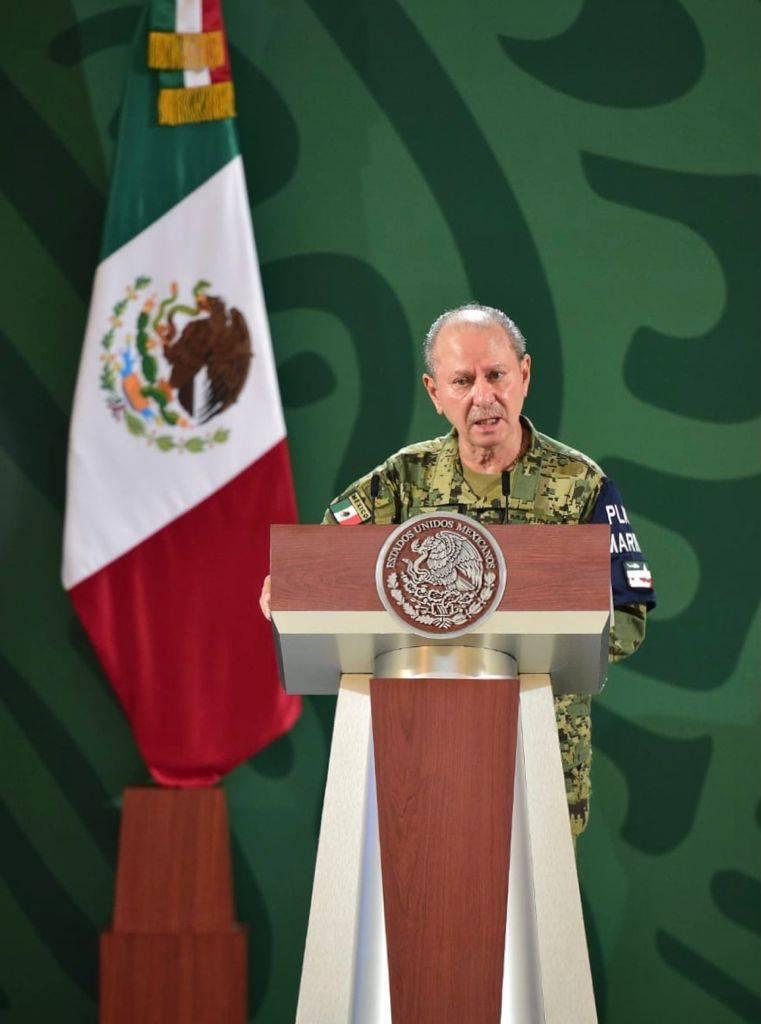 México carece de servidores públicos honestos: Semar