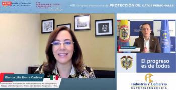 Pide INAI colaboración entre autoridades para la seguridad de información personal