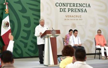 AMLO llama a Biden a tomar una decisión sobre el bloqueo a Cuba