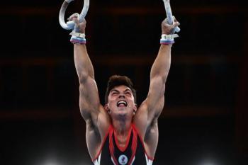 Rusia gana el oro y destrona a Japón en gimnasia masculina de Tokio-2020
