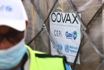 COVAX y el Banco Mundial se unen para llevar más vacunas a los países pobres