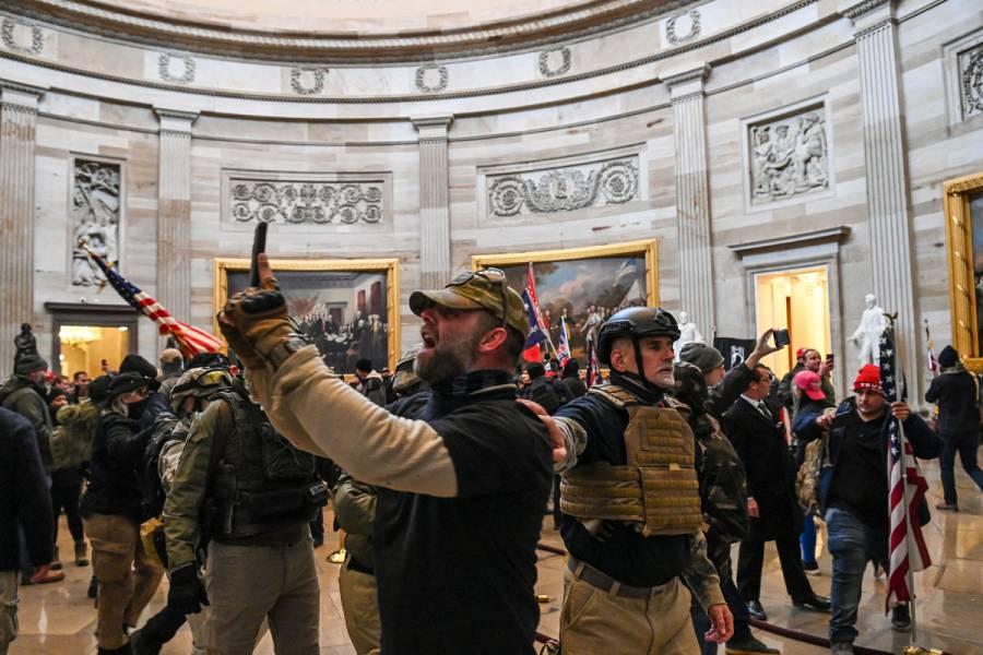 Congreso de EEUU inicia investigación sobre el ataque al Capitolio