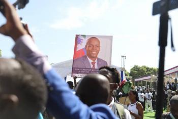 Aprehenden a coordinador de seguridad de presidente asesinado de Haití