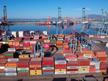 Exportaciones suman cuatro meses al alza: Inegi