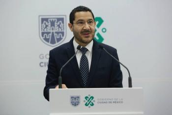 SSC tendrá control del Sistema Penitenciario este año, dice Martí Batres