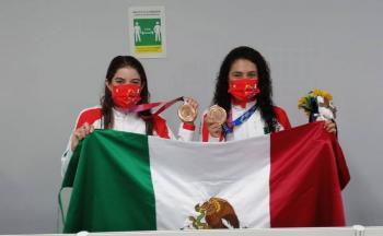 Tokio 2020 | Alejandra Orozco y Gabriela Agúndez ganan el bronce en clavados para México