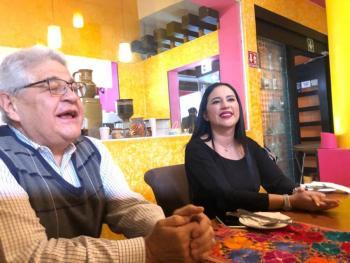 Sandra Cuevas ofrece plan estratégico para reactivar la Zona Rosa