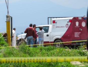 INEGI reporta más de 36 mil homicidios en todo el 2020 en México