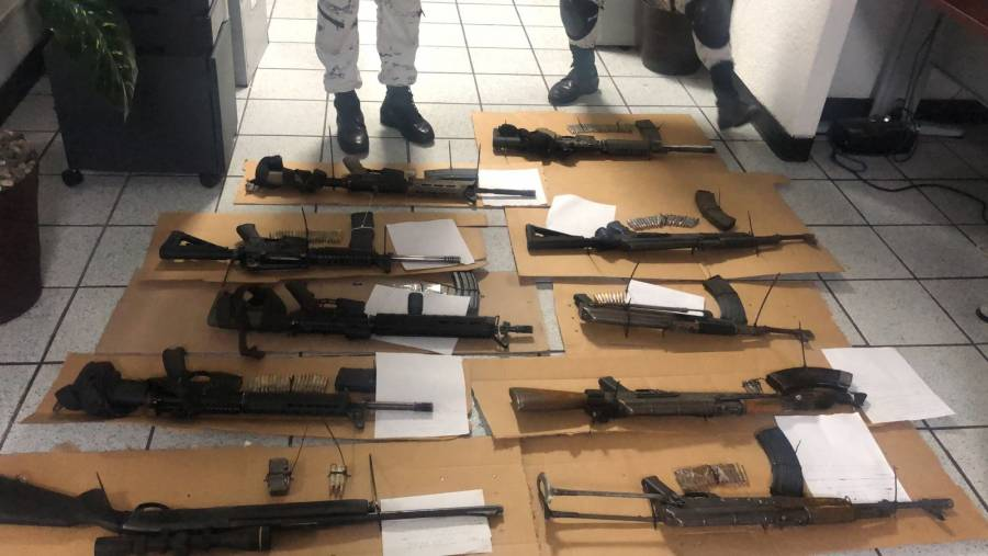 FGR obtiene vinculación a proceso de nueve personas por enfrentamientos en Sonora